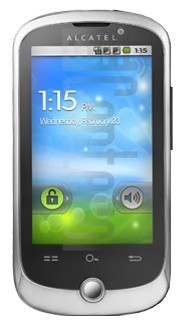 ALCATEL OT-913 image on imei.info