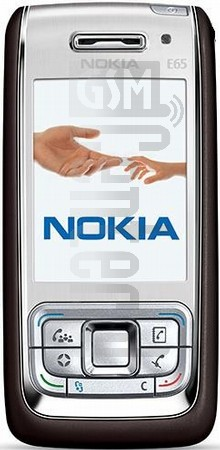 NOKIA E65 image on imei.info