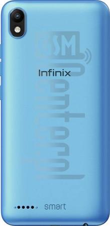 INFINIX Smart 2 Specification - IMEI info
