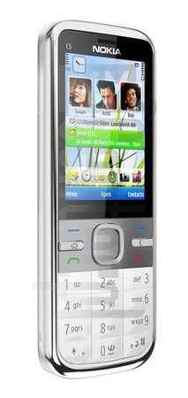 NOKIA C5 5MP image on imei.info