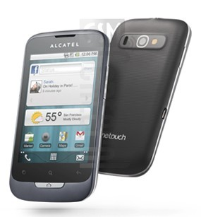 ALCATEL OT-985D image on imei.info