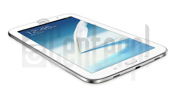 SAMSUNG N5100 Galaxy Note 8.0 3G image on imei.info