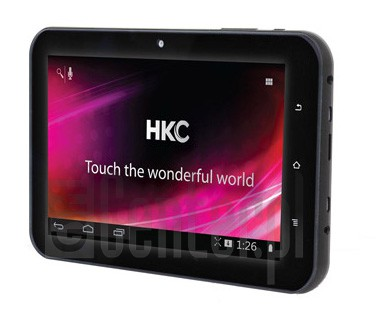 IMEI Check HKC Tablet LC07740 on imei.info