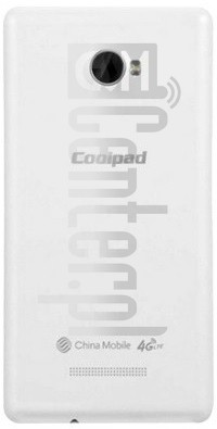 CoolPAD 8729 image on imei.info