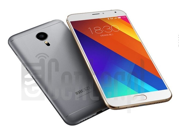 MEIZU MX5 image on imei.info