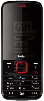 IMEI Check HAIER V550 on imei.info