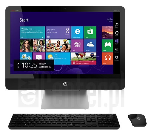 "IMEI Check HP All-in-One K110 Envy Recline 23"" on imei.info"