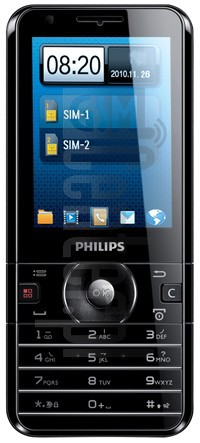 PHILIPS W715 image on imei.info