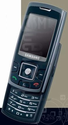 SAMSUNG P260 image on imei.info