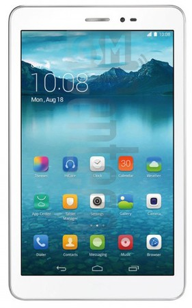 "HUAWEI Honor Tablet 8"" image on imei.info"