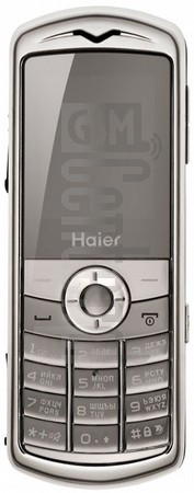 HAIER M500 image on imei.info