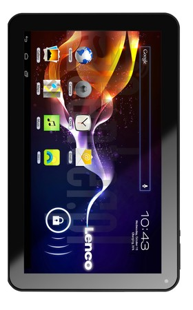 LENCO Tab-925 image on imei.info