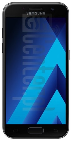 SAMSUNG A320F Galaxy A3 (2017) image on imei.info