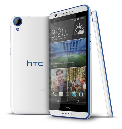 HTC Desire 820 specification - IMEI.info