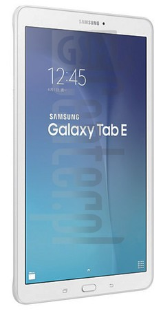"IMEI Check SAMSUNG T560 Galaxy Tab E 9.6"" WiFi on imei.info"