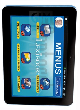 "LEXIBOOK Tablet Serenity 10"" image on imei.info"