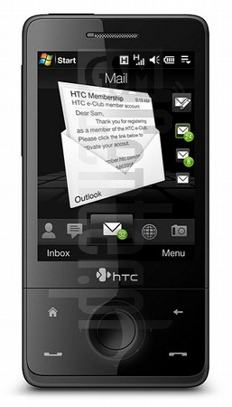 IMEI Check HTC Touch Pro (HTC Raphael) on imei.info