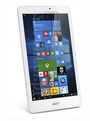 ACER W1-810-A11N Iconia Tab 8 W image on imei.info