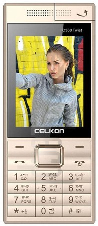 CELKON C360 Twist image on imei.info