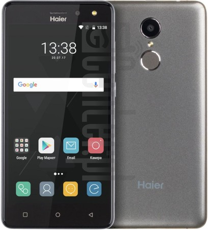 IMEI Check HAIER Ginger G7s on imei.info