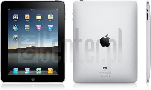 APPLE iPad Wi-Fi image on imei.info