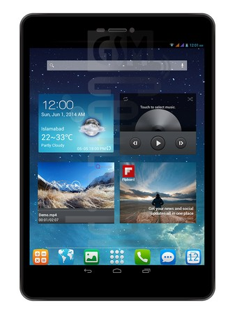 QMOBILE Q850 Tab image on imei.info