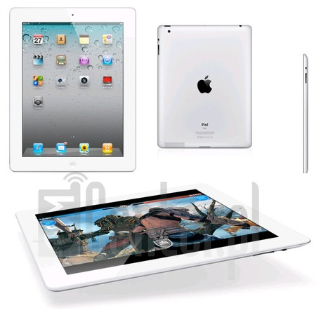 APPLE iPad 2 3G image on imei.info