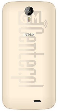 INTEX Aqua Classic 2 image on imei.info