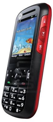 MOTOROLA VE440 image on imei.info