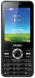 HAIER M107 image on imei.info