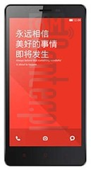 XIAOMI Redmi Note 4G image on imei.info