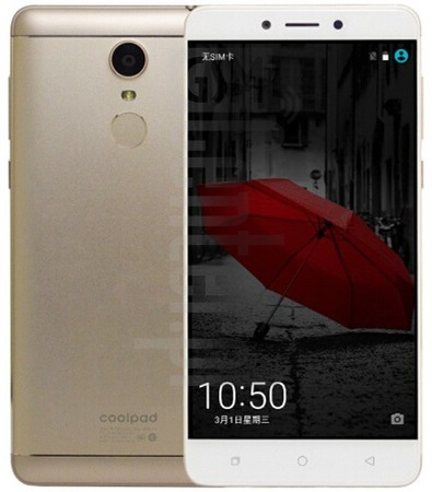 CoolPAD 5380CA image on imei.info