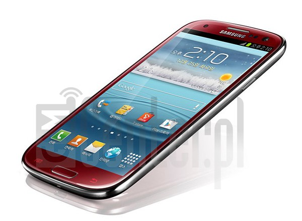 IMEI Check SAMSUNG E210S Galaxy S III on imei.info
