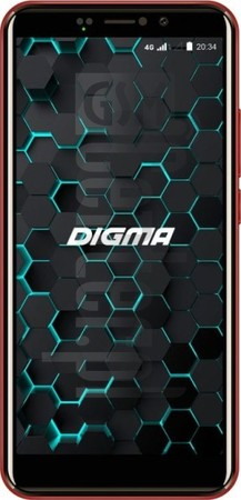 DIGMA Linx Pay 4G image on imei.info