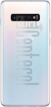 SAMSUNG Galaxy S10 Plus SD855 Specification - IMEI info