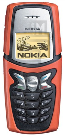 NOKIA 5210 image on imei.info