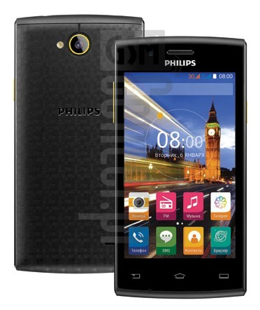 PHILIPS S307 image on imei.info