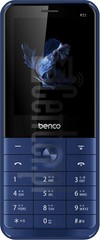 IMEI Check BENCO P21 on imei.info
