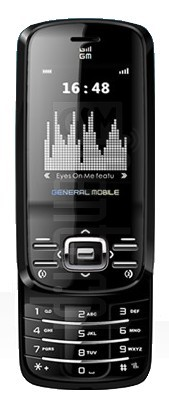 IMEI Check GENERAL MOBILE DSTS1 on imei.info