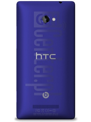 HTC Windows Phone 8X image on imei.info