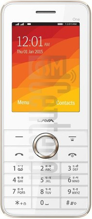 LAVA Spark One image on imei.info