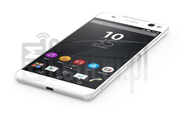 SONY Xperia C5 Ultra E5506 image on imei.info