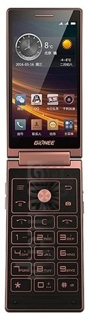 GIONEE W909 image on imei.info