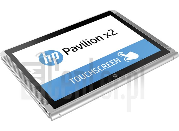 HP Pavilion x2 12 image on imei.info