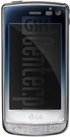LG GD900 Crystal image on imei.info