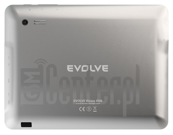 "EVOLVEO Vision XD8 8"" image on imei.info"