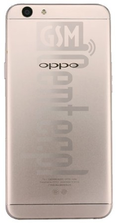 OPPO A59S image on imei.info
