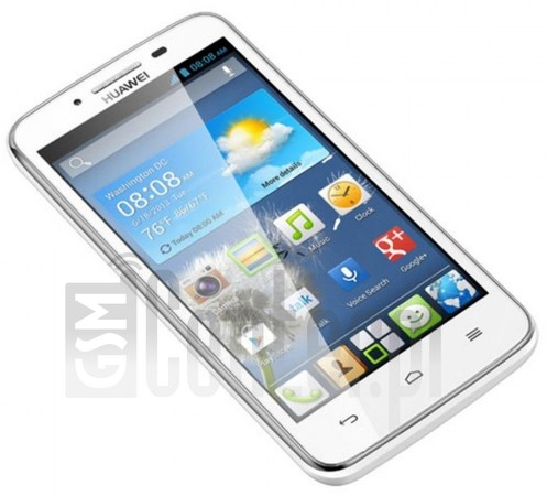 HUAWEI Ascend Y511 image on imei.info