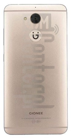 GIONEE S6 Pro image on imei.info