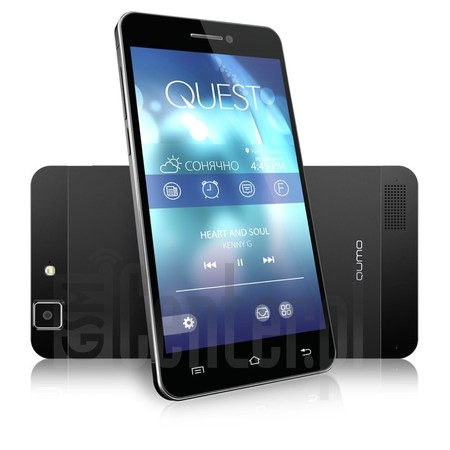 QUMO Quest 507 image on imei.info